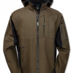 Hooded Cambium Jacket