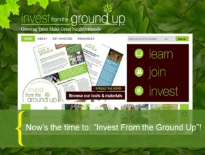 invest from the ground up logo